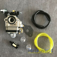 Carburetor Carb F Echo SRM2610 SRM2601 PE2601 Trimmer Walbro WYJ-192 Carburetor
