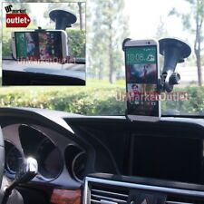 Car/Truck/SUV Windscreen Mobile Phone Long Arm Mount Holder Fit HTC One M8