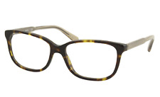 COACH dark tortoise HC6143 5120 54 EYEGLASSES FRAMES! NEW IN CASE!