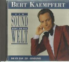 B -1 CD Bert Kaempfert / Ein Sound geht um die Welt / Die CD zur ZDF Sendung
