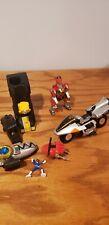 Power Rangers Parts Lot