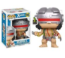 "EXCLUSIVE X-MEN WEAPON X WOLVERINE 3.75"" POP VINYL FIGURE FUNKO UK SELLER 194"