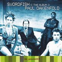Swordfish: The Album - Original Soundtrack [2001] | Paul Oakenfold | CD