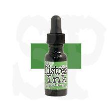 Tim Holtz Distress Ink Reinker Refill MOWED LAWN  Green, Grass