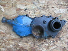 1963 Ford 6000 diesel Tractor timing chain front cover Free Shipping