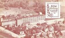 Elizabethtown Pennsylvania Klein Chocolae Company Vintage Postcard K22756