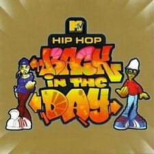 Mtv Presents-Hip Hop Back In T - Mtv (1998, CD NIEUW) Blow/FAT Boys/Utfo/Whodini