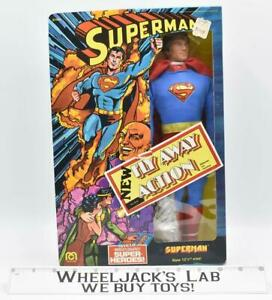 "Superman Fly Away 12.5"" NEW Mego 1979 Vintage Action Figure DC Comics"