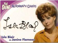 El Santo Muy Mejor De Auto tarjeta SA8 Isla Blair como Janine flameau