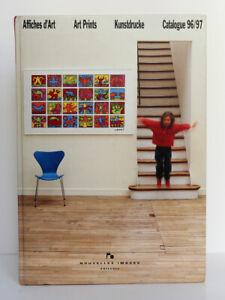 Affiches d'art Catalogue 1996/1997. Lombreuil, Nouvelles Images éditeurs, 1996.