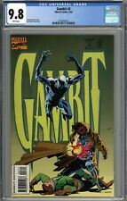 Gambit #3 CGC 9.8 NM/MT WHITE PAGES