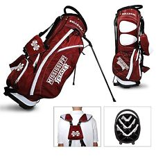 Team Golf Mississippi State Bulldogs NCAA Collegiate Stand Golf Bag - New!
