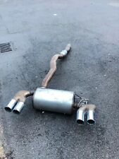 Genuine BMW F87 M2 Exhaust and Centre Section, 7854717 7636574
