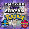 Pokemon Sword and Shield CUSTOM CHOOSE ANY POKEMON (Single) 6IV / SHINY / BATTLE