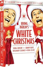 White Christmas [New DVD] Anniversary Edition, Diamond Luxe Packaging, Dolby,