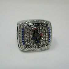 Pensacola Blue Wahoos 2017 Southern League Champions Replica Ring