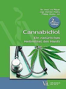 Cannabidiol: EIn natürliches Heilmittel des Hanfs de ... | Livre | état très bon