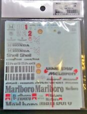 1/20 McLaren MP4/6 Decal for Fujimi (Mc Laren)