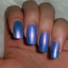 Periwinkle Pearl Shiny Nail Polish Indie Hand-mixed Vegan Cruelty-Free 5-Free