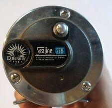 Daiwa Sealine 27h Fishing Reel Gift Idea Deep Water Quality Precision