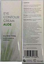 sCosmetics Eye Contour Cream AlOE ~  Moisturises & Soothes 15 ml NEW & SEALED