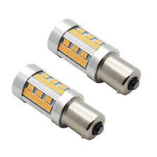 BAU15S Amber 105 LED Rear Indicator Canbus Bulb Globe For Hyundai N Line 18-19