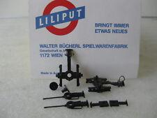 LILIPUT # 710200 H0e Drehgestell mit Kupplungen und Zapfen Set NEU!