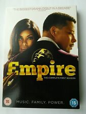 EMPIRE: The Complete First Season DVD - Series 1 - NEW & SEALED