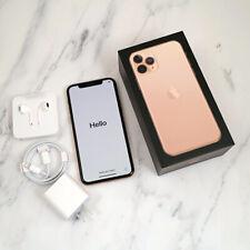 MINT Apple iPhone 11 Pro XI Gold 256GB 256 SIM Free Unlocked Worldwide Shipping