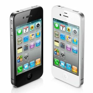 UNLOCKED EXCELLENT Apple iPhone 4S 16GB Verizon A&t T-Mobile MetroPCS TracFone