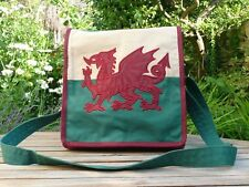 Welsh Messenger Bag