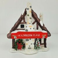 Christmas Valley Hollyshire Place Collection 1991 Seasonal Specialties Village