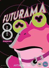 Futurama - Season 8 [DVD][Region 2]