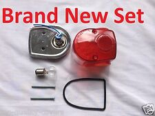 NEW TAIL LIGHT SET for HONDA Z50 CF50 PC50 CT70 CF70 ST70 SL70 SL90 SL125 SL350