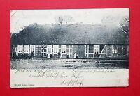AK KLEIN PRETZIER bei Uelzen 1909 Gastwirtschaft Friedrich Penzhorn    ( 37275