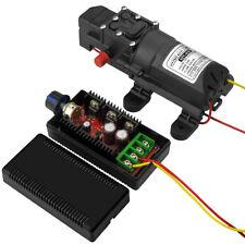 4L/Min Diaphragm Water Self Priming Pump + DC Motor Speed Control PWM HHO RC UG