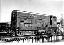 1976 Chihuahua Pacifico Train #301 Engine Loco 5x7 Photo X2200S F