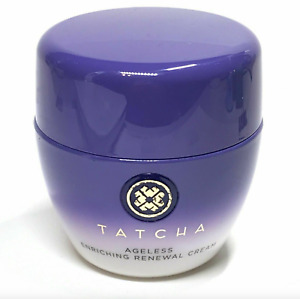 Tatcha Ageless Enriching Renewal Cream 1.86oz Full Size NEW