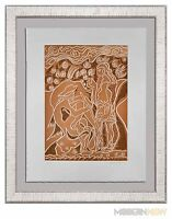 Andre MASSON ETCHING Aquatint ~HAND SIGNED -Ltd EDITION 89/120 +++Custom FRAMING