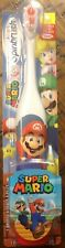 Arm & Hammer Super Mario Bros. Powered Toothbrush NEW