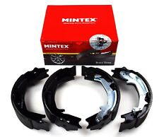 MINTEX REAR PARKING BRAKE SHOES SET FOR HYUNDAI KIA MFR616 (REAL IMAGE OF PART)