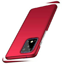 Ultra Thin Case For Samsung Galaxy S20 Ultra Hard PC Fit Scratch Protection Red