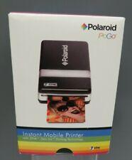 Polaroid PoGo Instant Mobile Printer with Zink Zero Ink BlueTooth CWTK2101