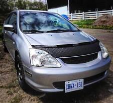 Honda Civic 02 03 04 05 2002 2003 2004 2005 EP3 Bonnet Mask Hood Bra in DIAMOND