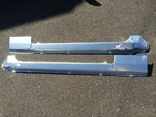 Ford Escort Mk3 mk4 PAIR  FULL OUTER SILLS with door step, RS turbo XR3,RS1600i