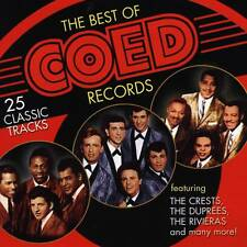 COED records - best of  ( 25 classic tracks )  CD