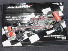 Minichamps 1/43 Mclaren Mercedes MP4/21 #3 Kimi Raikkonen F1 2006