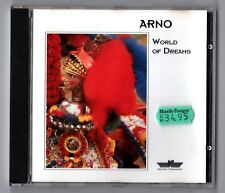 Arno CD WORLD OF DREAMS © 1994 IC 2213-2 New Age near mint Michael Weisser