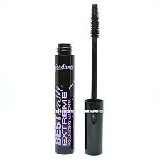"1 JORDANA BEST LASH EXTREME VOLUMIZING MASCARA BLACK "" MADE IN ITALY "" MC-301"