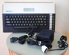 Ordinateur clavier ATARI 800 XL + câble et adaptateur secteur : fonctionne
